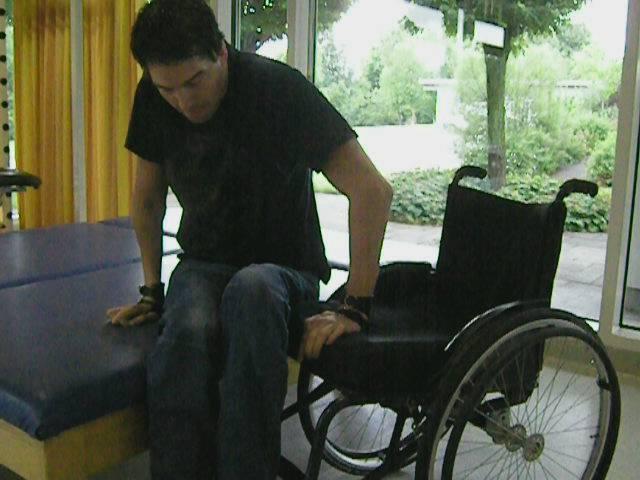 wheelchair transfer techniques 2